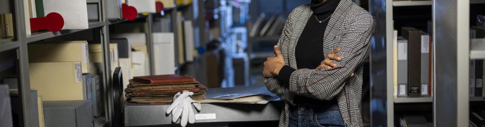 The Maryland Institute Black Archives: Deyane Moses