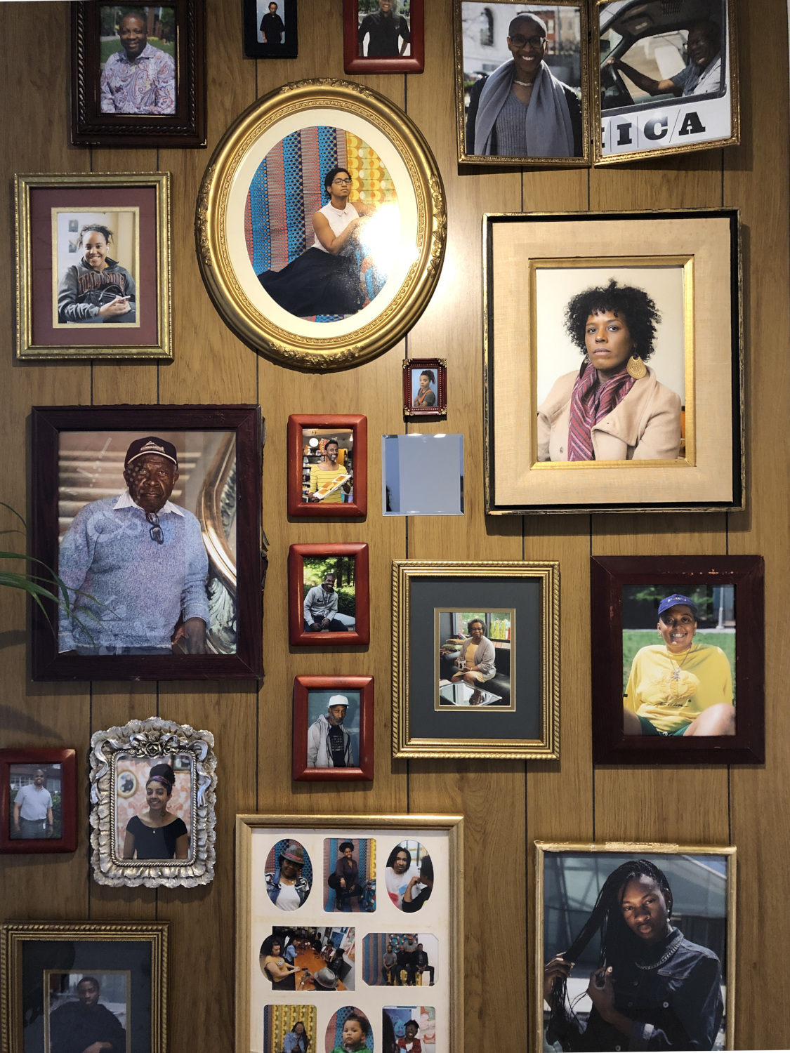Maryland Institute Black Archives, by Deyane Moses, curated by john ros and organized by sam ros, THRESHOLD EXHIBITIONS, at Stand4 Gallery